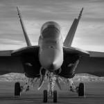 F18_Head_on_B&W_small