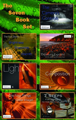 7 book set
