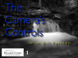 The Camera's Controls book cover