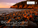 Exposure Exposed book cover