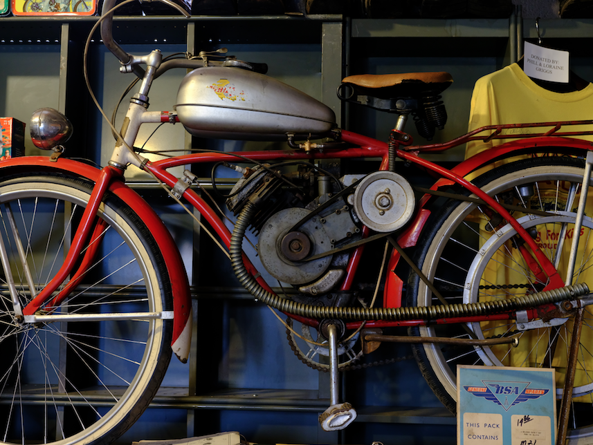 GFX full bike