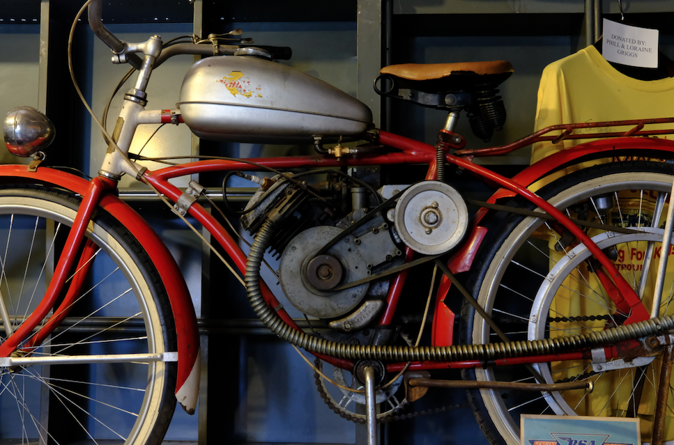XT-2 ful bike