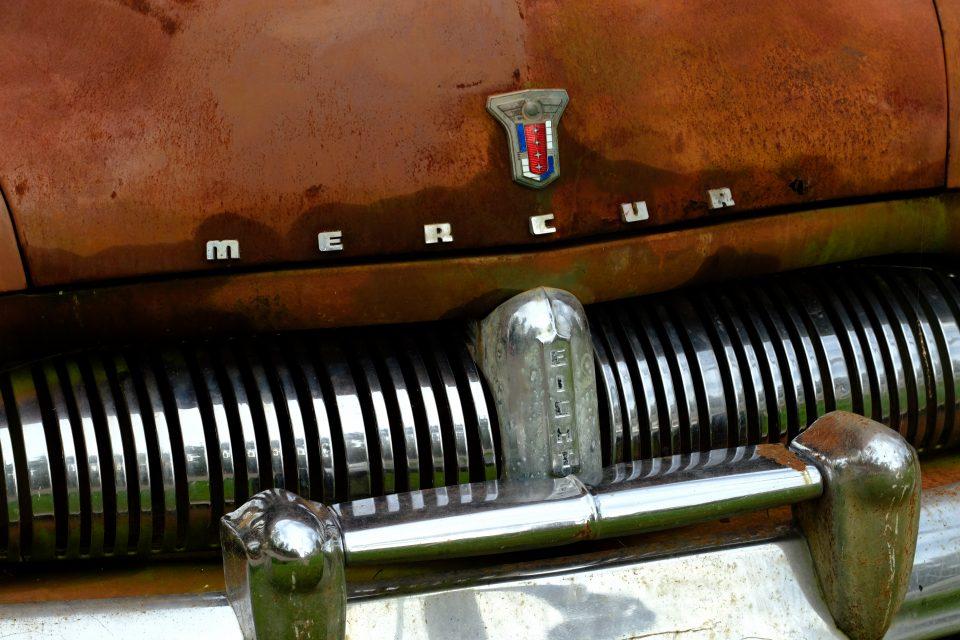 Mercury grill