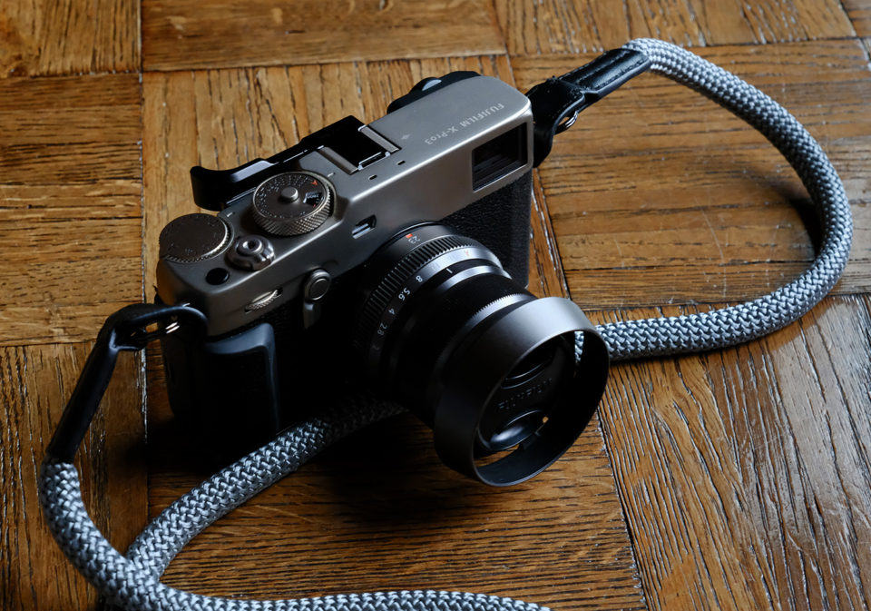 Thoughts on the Fujifilm X-Pro 3……